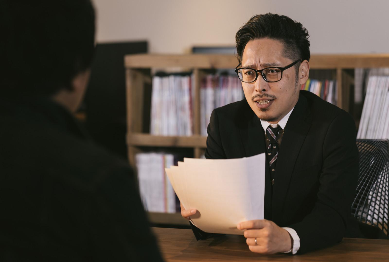 転職者採用や中途採用の面接でよく聞かれる質問とは?