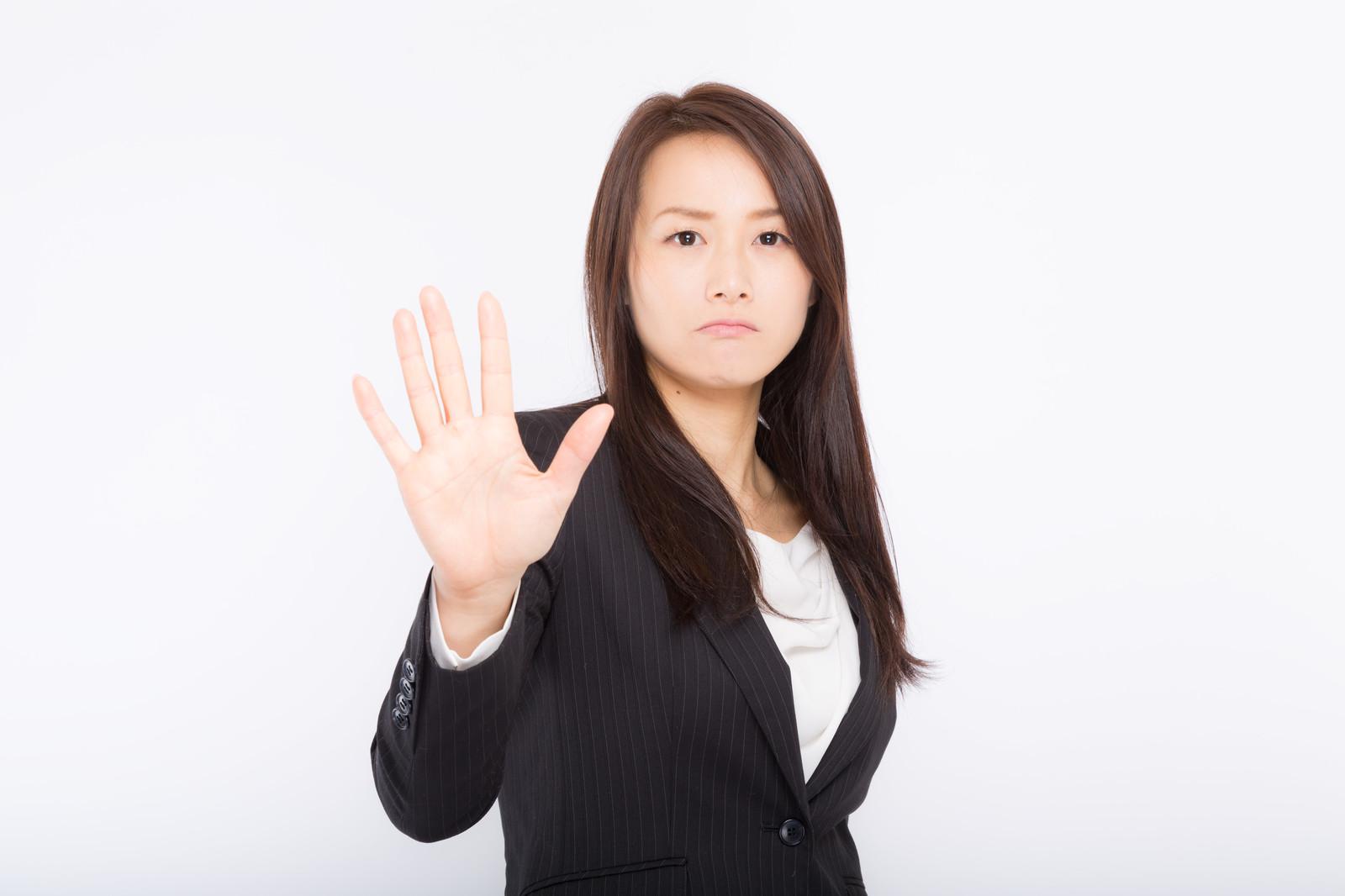 採用面接の担当者は、企業に愛着を持って一緒に働いていける人材を探している。